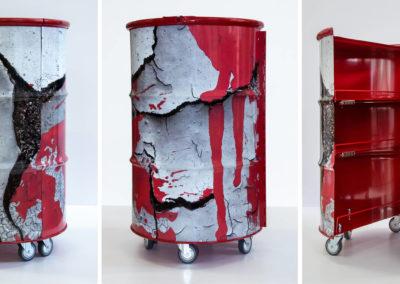 Barrel Rosso Grigio 2016